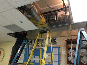 Air Conditioning Installation School in Los Angeles