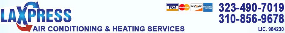 Los Angeles Air Conditioning & Heating Service Repair