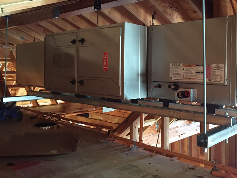Air Conditioning Installation in Granada Hills, California