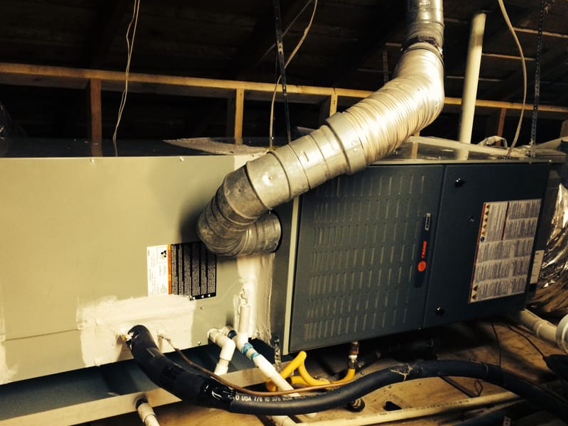 Air Conditioning Installation Hollywood California