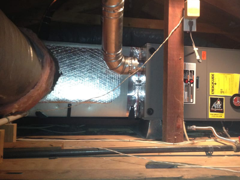 Air Conditioning Installation in Studio City, California